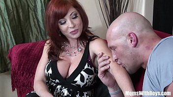 Redhead Mom Brittany O'Connell Pierced Pussy In Sexy Stockings Fucked 30 min