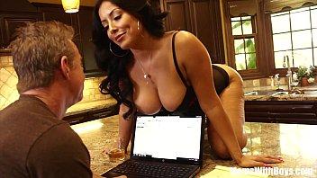 Stop Working And Fuck Me Honey, Said Kiara Mia