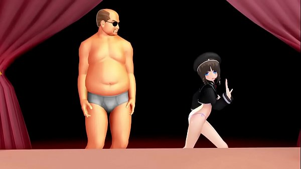 MMD 3D - Prostitucion