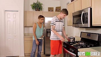 Nicko and Caesar - In the Kitchen