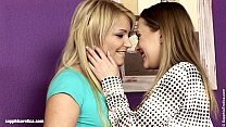Climaxing Stunners - by Sapphic Erotica lesbian sex with Beatrice Lana