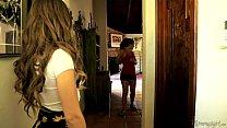Step-Mommy Lisa Ann and Cassidy Klein