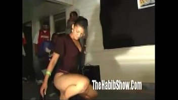 Ghetto Hood Stripper gets fucked after my Lapdance