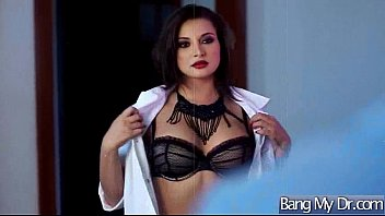 (anna polina) Patient And Doctor Enjoy Hard Sex Action vid-03