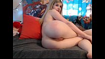 Barely Legal Blonde Teen Loves Anal - 69camgirl.com