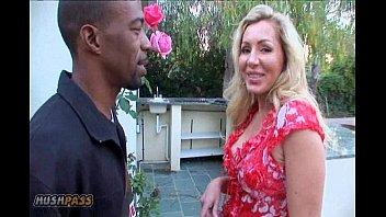 Wife Lisa DeMarco Loves Black Cock