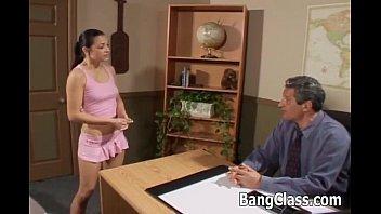 Principal fucking sexy schoolgirl