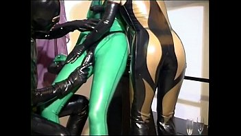Slave girl gets taken by a horny couple