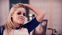 Daddy watches her innocent daughter go lesbian - Jessa Rhodes and Piper Perri