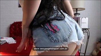 Sexy Angel Webstripper muda do site eucomia.com em vídeo exclusivo