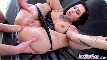 Naughty Girl (dollie darko) With Big Wet Butt Love Hardcore Anal Sex movie-09