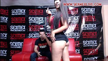 Mexican whore Elizabeth from sexmexlive gets fucked bareback 10 min