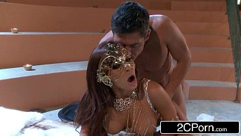 Madison Ivy's First-Time Anal Sex Goes Better Than Planned