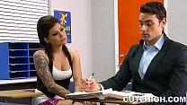 Lustful Teen Seduces Her Friend