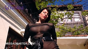 Nude Pantyhose Teasing Miss Adrastea