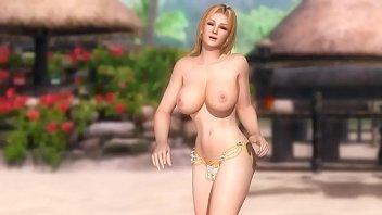 Tina topless dance