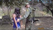 Border Gaurd Blackmails i. Spanish Border Hopper