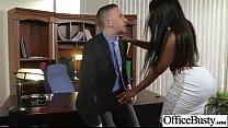 Hard Sex In Office With Big Round Boobs Sluty Girl (codi bryant) video-08