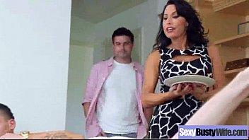 (lezley zen) Mature Busty Hot Wife Like To Bang Hardcore movie-24
