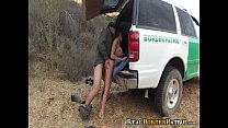 BigTits Mexican Lady Fucked In Truck
