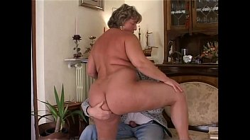 That's how I fuck my mature fat wife!