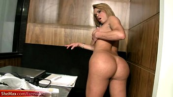 Leaked FULL video of booby Latina cock worker with big butt