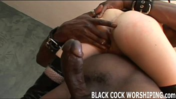 Sorry but his big black cock is so much better than yours