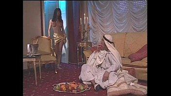 Venere Bianca pornstar is a sex slave banged by an arabian sultan