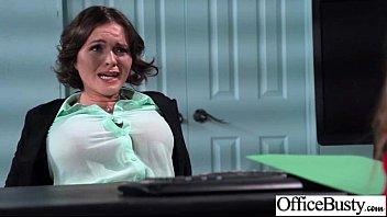 (krissy lynn) Office Girl With Big Boobs Enjoy Intercorse mov-22
