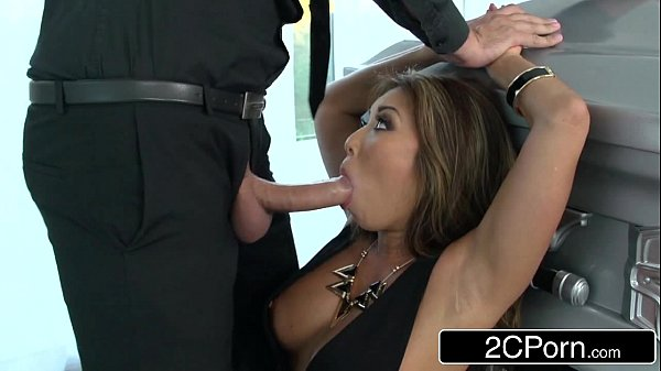 Busty Japanese Milf Akira Lane Has Public Sex at the