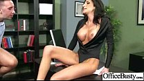 (jaclyn taylor) Sexy Girl With Round Big Juggs In Hardcore Sex In Office mov-18