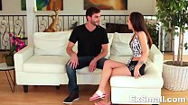 Lily Jordan Sucks and Pounded by Big Wiener