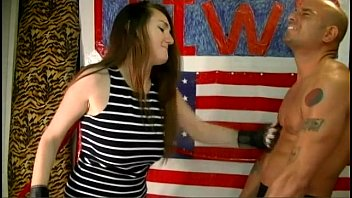UIWP ENTERTAINMENT belly punching Man vs Women Mixed Matches