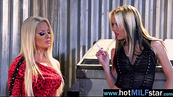 Sex Acrion With Hungry For Big Cock Mature Lady (helly mae hellfire) clip-24