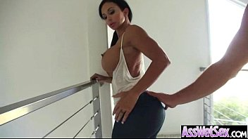 Hard Anal Bang On Cam With Big Curvy Butt Hot Girl (jewels jade) clip-12