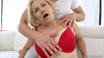 Granny Anal Fuck - Dolly Blonde