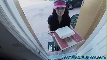 Delivery teen facialzed