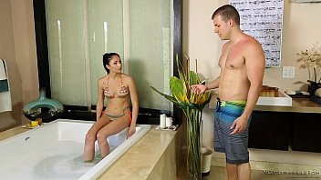 Step Sister Massage - Ariana Marie