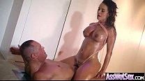 Anal Sex Scene With Big Wet Butt Oiled Sluty Girl (franceska jaimes) video-13
