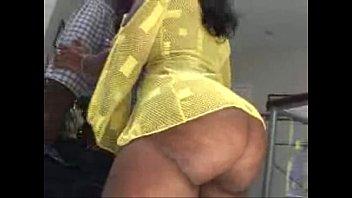 Big Ass Black Chick