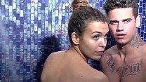 Adám & Melani shower sex part 1 Éden Hotel