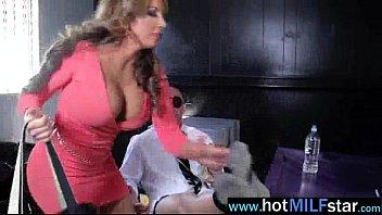 Mature Lady (richelle ryan) Love Banging Hard Cock On Camera vid-24