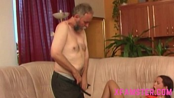Petite stepdaughter pigtails get fucked long hard by stepdad in wet tiny pussy 22 min