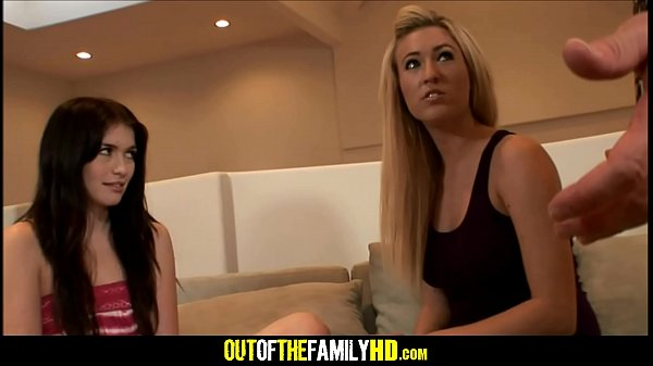 Step Dad Fucks Hot Daughter And Her Best Friend
