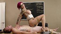 Brazzers - Naughty teacher Anna Bell Peaks loves cock