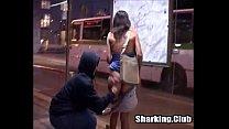 Sharking Hooker On The Streets