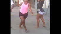 Sexy Angolan dance kuduro