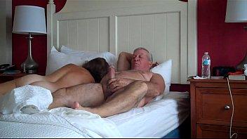MILF - Hot wife fucking her husband