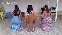 Meninas Dançando Funk - Deu Onda