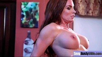 Hardcore Sex Tape With Round Big Juggs Mommy (Diamond Foxxx) video-14